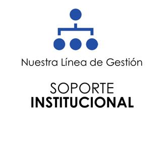 Soporte Institucional